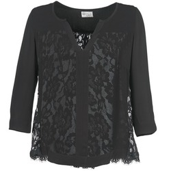 textil Mujer Tops / Blusas Stella Forest STIRPIA Negro