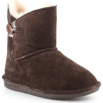 Zapatos Mujer Botas de nieve Bearpaw Rosie Marrón