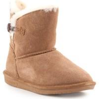 Zapatos Mujer Botas de nieve Bearpaw Rosie Hickory II Marrón