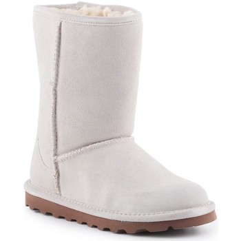 Zapatos Mujer Botas de nieve Bearpaw Elle Beige