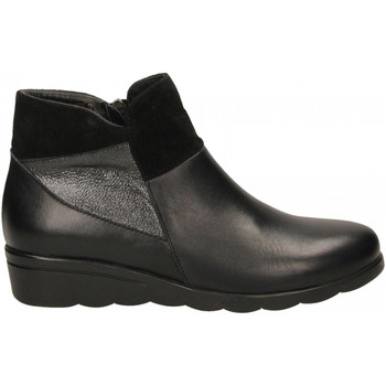 Zapatos Mujer Low boots Wave NAPPA nero