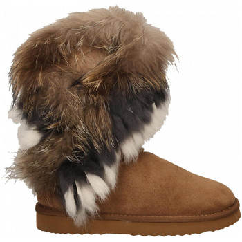 Zapatos Mujer Botines Oog Generation BOOT camel