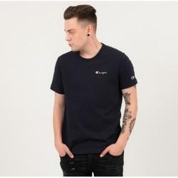 textil Hombre Tops y Camisetas Champion Crewneck T-shirt azul
