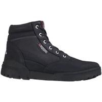 Zapatos Hombre Zapatillas altas Kappa Bonfire Negros