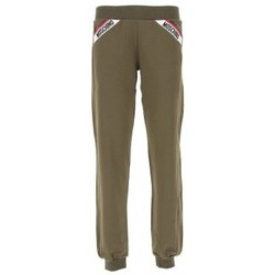 textil Mujer Pantalones chinos Love Moschino  Verde