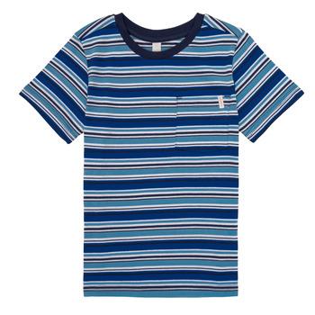textil Niño camisetas manga corta Esprit ERNEST Azul