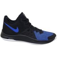 Zapatos Hombre Baloncesto Nike Air Versitile Iii Negros, Azul