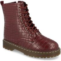 Zapatos Mujer Botines Sergio Todzi LDH008 Burdeos