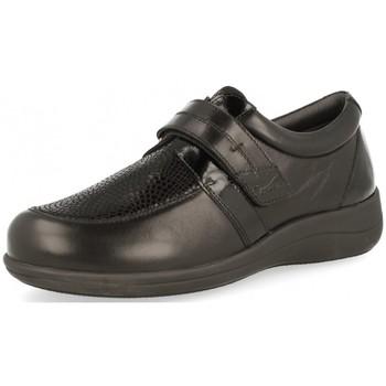 Zapatos Mujer Derbie Dtorres S  ROMINA NEGRO