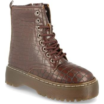 Zapatos Mujer Botines Sergio Todzi LDH007 Marron