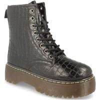 Zapatos Mujer Botines Sergio Todzi LDH007 Negro