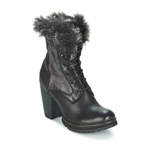 Zapatos casuales salvajes Zapatos especiales Bunker ACE MAJA Negro