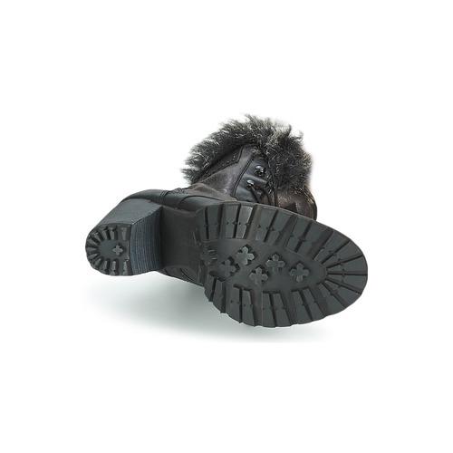 Bunker Negro Botines Maja Ace Zapatos Mujer LSGpjqUMzV