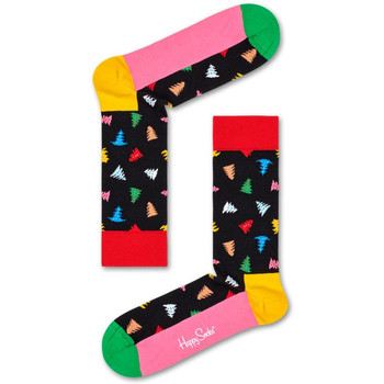 Accesorios textil Calcetines Happy Socks Trees and trees sock Multicolor