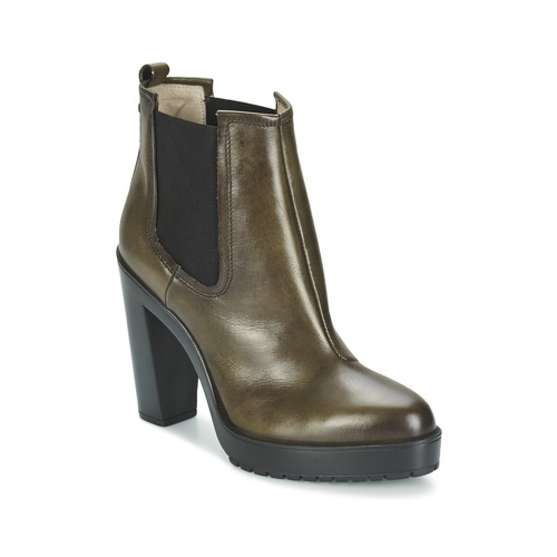 Zapatos Mujer Low boots Diesel CHARON Marrón