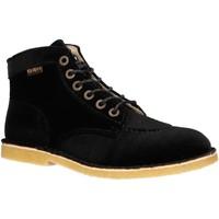 Zapatos Mujer Botas de caña baja Kickers 660241-50 KICK LEGEND Negro