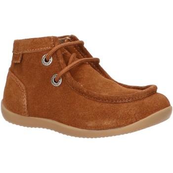 Zapatos Niños Botas de caña baja Kickers 734970-10 BALABI Marr?n