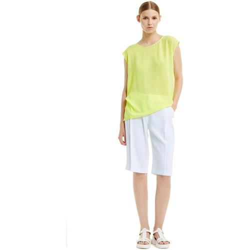 textil Mujer Tops / Blusas Kocca Blusa Gaelen Amarillo