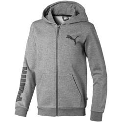 textil Niño Sudaderas Puma - Felpa grigio 580325-03 GRIGIO