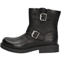 Zapatos Niño Botas de caña baja Melania - Tronchetto nero ME2806D9I.A NERO