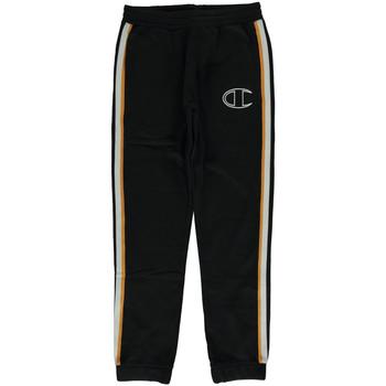 textil Niño Pantalones de chándal Champion - Pantalone nero 305060-KK004 NERO