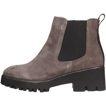 Zapatos Mujer Botas de caña baja Impronte - Beatles grigio IL92560A GRIGIO