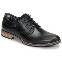 Zapatos Hombre Derbie André ROLL Negro