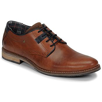 Zapatos Hombre Derbie André ROLL Marrón