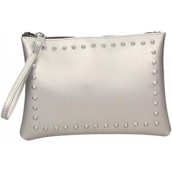 Bolsos Mujer Bolso pequeño / Cartera Gum SATIN STUDS 359-argento