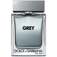 Belleza Hombre Agua de Colonia D&G The One Grey - Eau de Toilette Intense - 100ml - Vaporizador