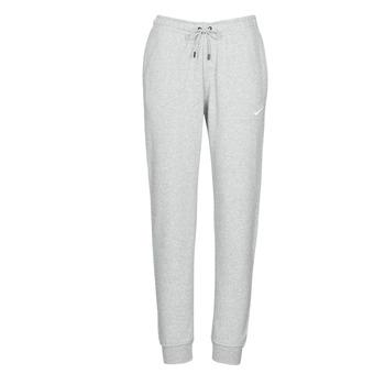 textil Mujer Pantalones de chándal Nike W NSW ESSNTL PANT REG FLC Gris / Blanco