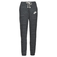 textil Mujer Pantalones de chándal Nike W NSW GYM VNTG PANT Negro