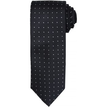 textil Hombre Corbatas y accesorios Premier Dot Pattern Negro/gris