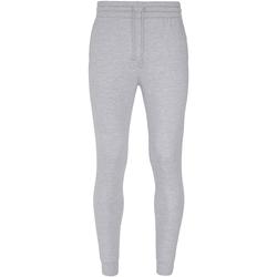 textil Hombre Pantalones de chándal Awdis Track Gris