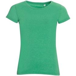 textil Mujer Camisetas manga corta Sols 01181 Verde