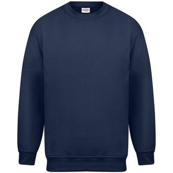 textil Hombre Sudaderas Absolute Apparel Magnum Azul marino