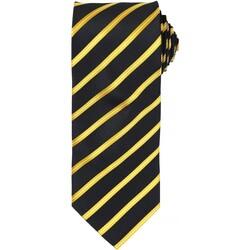 textil Hombre Corbatas y accesorios Premier Formal Negro/oro