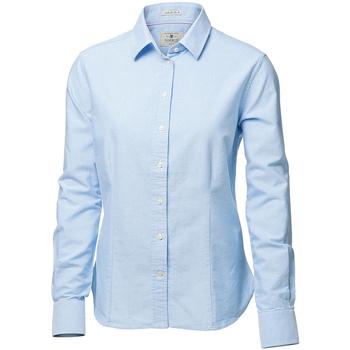 textil Mujer Camisas Nimbus Rochester Azul Claro