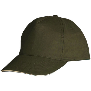 Accesorios textil Gorra Sols Sunny Verde militar/Beige