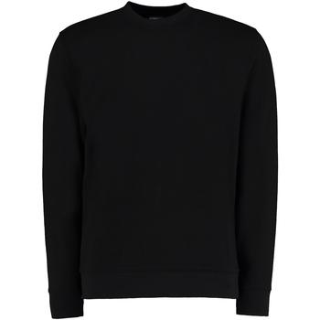 textil Hombre Sudaderas Kustom Kit KK302 Negro