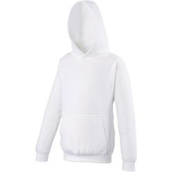 textil Niños Sudaderas Awdis JH01J Blanco polar