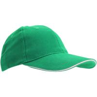 Accesorios textil Gorra Sols Buffalo Verde Kelly/Blanco