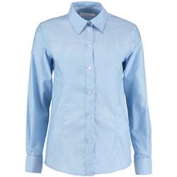 textil Mujer Camisas Kustom Kit KK361 Azul claro