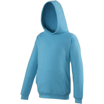 textil Niños Sudaderas Awdis JH01J Azul hawaii