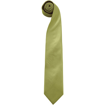 textil Hombre Corbatas y accesorios Premier PR785 Cesped