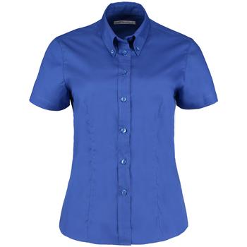 textil Mujer Camisas Kustom Kit KK701 Azul Real