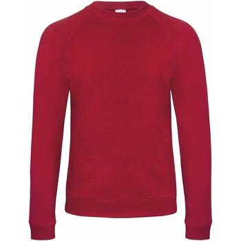 textil Hombre Sudaderas B And C Starlight Rojo chic