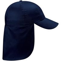 Accesorios textil Niños Gorra Beechfield BC11B Azul marino