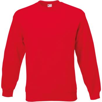 textil Hombre Sudaderas Universal Textiles 62202 Rojo