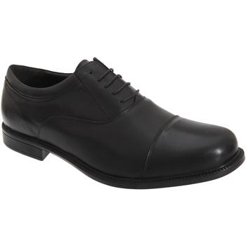 Zapatos Hombre Richelieu Roamers  Negro